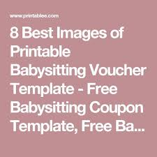 25 unique voucher template free ideas on pinterest free gift