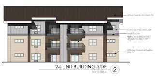 100 unit affordable housing apartment complex ascent