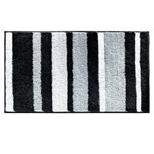 Damask Bath Rug Black White Bathroom Rugs And Striped Best Ideas On Double Vanity