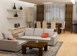 Roomdesign by Small Space Living Room Design