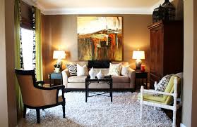 Tan And Gray Living Room by Our Last House The Paint Colors Emily A Clark