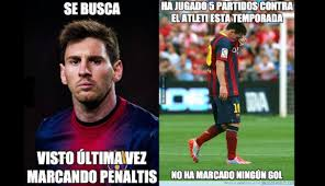 Memes Sobre Messi - los memes que se burlan de messi y la eliminaci祿n del barcelona