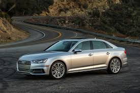 audi a4 2016 interior 2017 audi a4 in depth model review car and driver