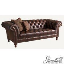 Chesterfield Sofa Outlet Leather Chesterfield Sofa Ebay
