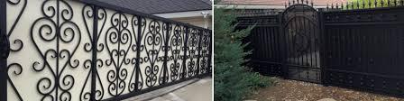 home fresno ca tony s fencing ornamental gates
