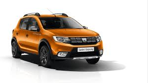 renault sandero stepway 2016 latest news about dacia dacia uk