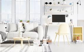 home design scandinavian modern home office studio scandinavia