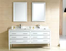 Bathroom Vanities With Marble Tops Abel 48 Inch Rustic White Wash Bathroom Vanity Marble Top 48 White