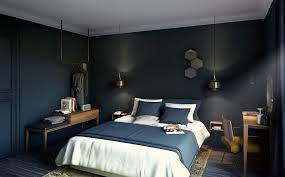 a dark seductive mood for the new coq hotel in paris