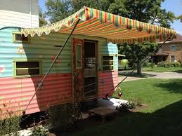 Camping Trailer Awnings 139 Best 1glamper Awning Canopy Images On Pinterest Camping