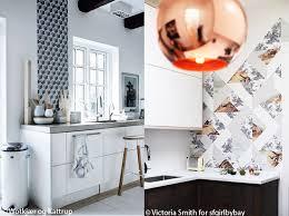 papier pour cuisine idee deco papier peint salle a manger get green design de maison