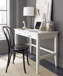white lacquer office desk decoist make something similar for