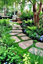 Backyard Pathway Ideas Garden Path Ideas Cool Garden Path Ideas Garden Pathway Ideas