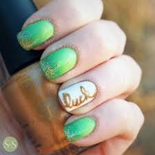 50 adorable saint patrick u0027s day nail art design ideas