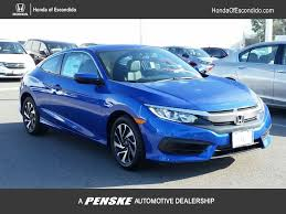 new honda civic coupe for sale san diego u0026 vista california ca