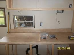 Rebuilding Kitchen Cabinets by Travel Trailer Remodel 1985 Fleetwood Resort Doityourselfrv