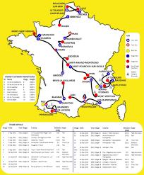 Tour De France Map by The Tour Challenge Cycling The Tour De France For Julia U0027s House