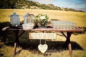Cowboy Table Decorations Ideas Western Theme Wedding Ideas