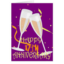 17th anniversary gifts celebrate 17th wedding anniversary gifts on zazzle