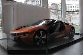 future bmw i8 the bmw i vision future interaction arrived at bmw lenchbachplatz