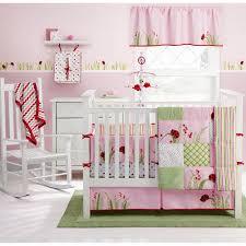 Ladybug Crib Bedding Set Migi Bug 4 Crib Bedding Set Walmart