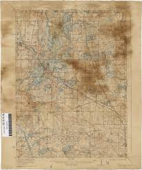 Rockford Illinois Map by