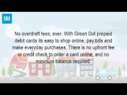 buy prepaid card online can you buy stuff online with a green dot card