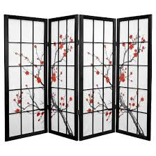 Monarch Specialties I 4638 Gold Frame 3 Panel Lantern Create A More Intimate Space With The 4 Ft Tall Cherry Blossom