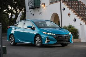 automobile toyota wallpapers toyota 2017 prius prime light blue metallic automobile
