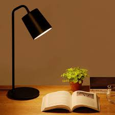 minimalist bedside table original yeelight minimalist wrought iron desk lamp e27 led bulb