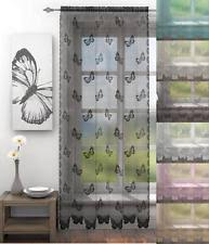 Butterfly Lace Curtains Lace Panel Ebay