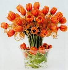 tulip arrangements silk tulip arrangements foter