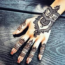 40 beautiful and simple henna designs for