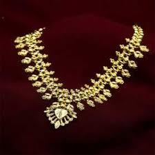 Buy Designer Gold Plated Golden Buy Kerala Traditional Jewellery Online Kollam Supreme Fashion