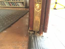 Exterior Door Insulation Strip by Pest Control French Doors Sealing And Bug Proofing Home