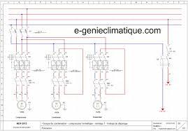 chambre froide negative pdf froid15 le 2éme montage partie 2 sché électriques froid câblage