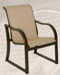 Patio Chairs Caymen Sling Line Patio Furniture