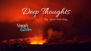 thoughts by handey