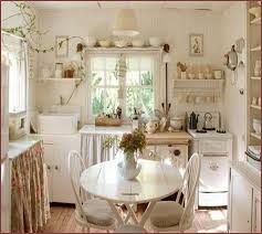 shabby chic kitchen decor home design ideas