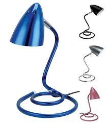swirl style metal desk lamp ls2608 kids lamps