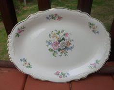 homer laughlin patterns virginia homer laughlin virginia pattern c51 n8 small serving platter t