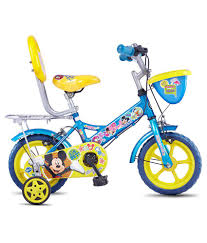 motocross bike carrier hero disney 12t mickey junior cycle with carrier blue buy
