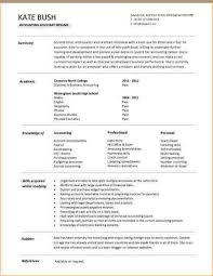 accountant resume format accountant resume in word format business templated