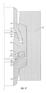 sony centre floor plan patent us6698800 remote connector including support structure