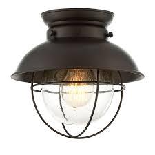 farmhouse semi flush light bronze oil rubbed flush and semi flush lighting bellacor