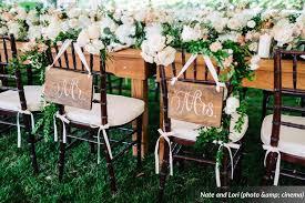 mahogany chiavari chair gold and white winter park racquet club wedding a chair affair inc