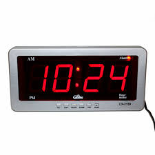 popular red led wall clock buy cheap red led wall clock lots from