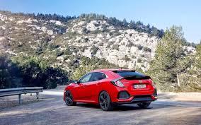 honda civic sportback 2017 honda civic review we drive built family hatchback