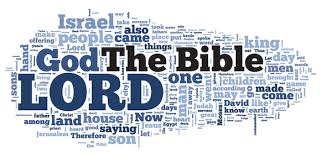 looking at the bible through a word cloud bible for all things