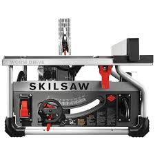 dewalt table saw home depot black friday skilsaw 15 amp corded electric 10 in portable worm drive table